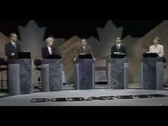 1993 Canadian Federal Election Debate