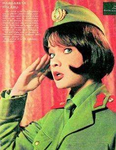 Margareta Paslaru - Romanian actress, singer and fashion designer. Romania, Childhood Memories, Style Icons, Ronald Mcdonald, Disney Characters, Fictional Characters, Snow White, Singer, Actresses