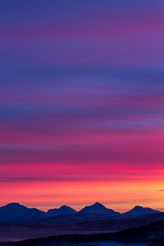 amazing sky, clouds and color !! by https://www.facebook.com/NorthNorway, via Flickr