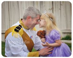Daddy's Little Princess {Family Photography}