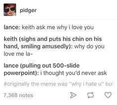 Me too lance