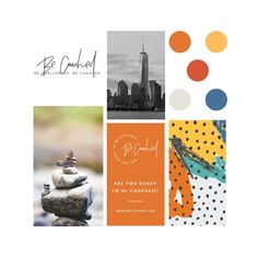 New Branding Project done! Vivian guide individuals and teams to function at their highest level through exploration of strengths untapped, obstacles put in their own way. Discover more about Be Coached Project ~ Coming Soon new Website 💕 ~
