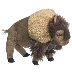 Bison (Conservation Critters) at theBIGzoo.com, a toy store with over 12,000 products.