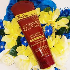 Have fun in the sun this summer, but don't let the threat of sun damage get you down 😏  Sunscreen is our best bet for helping to fight off damage that the sun can do on your skin this summer. Our My Natural Beauty Skin Tone Moisturizing Body Lotion with SPF 15 is your perfect response to prevent summer sun skin damage. The SPF 15 protection will leave your skin protected while you're out enjoying the sun, and the moisturizing elements will replace moisture lost from sweating in the heat. 🌞