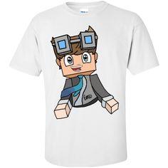 DanTDM The Diamond MineCart Shirt