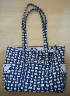 Vera Bradley Elephant Diaper Bag.Want.