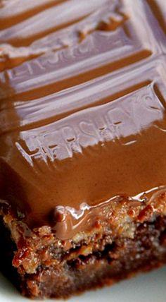 Hershey's Cream Cheese Swirl Brownies - Holy Amazing! ❊