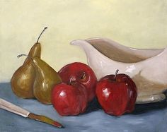 """Tension"" - 24"" x 30"", oil on Linen - Lynn Cyr, fine artist (artiste-peintre)"