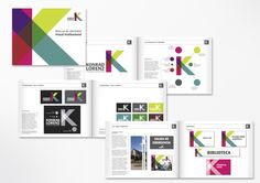 For the anniversary of the Konrad Lorenz Fundación Universitaria, the univeristy decided to go for a drastic change in their brand and logo. A new modern, high-impact logo was created, under the creative direction of Carlos Duque from Duqueimagen. Corporate Branding, Personal Branding, Logo Branding, Logos, Grid Design, Layout Design, Graphic Design, Identity Design, Brand Identity