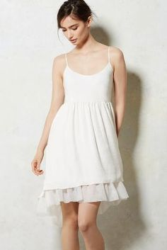 Are you kidding ???......Trop Mignon !! ... Tiered Tulle Chemise