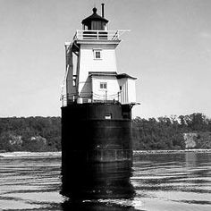 Cold Spring Harbor Lighthouse.  Find more historical lighthouses on our Path Through History section of DiscoverLongIsland!