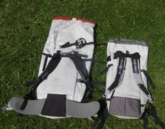 DIY Make Your Own Backpack Tutorial : with specific instructions and dimensions.