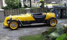 Sportiefste lomax 224 sa variant 4 roadster  van europa