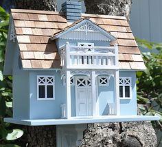 Danish Cottage Birdhouse | seattleluxe.com