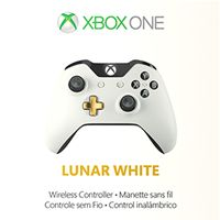 Mine All Mine! Xbox One Special Edition Lunar White Wireless Controller