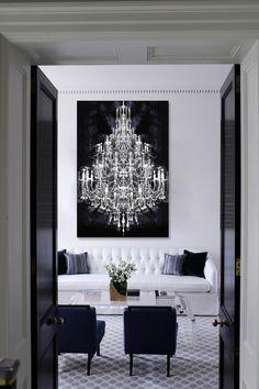 Oliver Gal Montecarlo Crystal Canvas Art