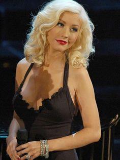 Christine Aguilera - Ecuadorian and Irish