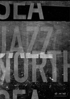 North Sea Jazz art poster '09 on the Behance Network