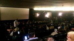 """Éxito en la primera sesión del Festival Educacine con """"Nuestra hermana pequeña""""!! #educacion #cine"""
