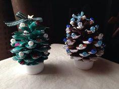 〔DIY〕披露宴会場に飾りたい♡きらきら可愛い『クリスマスツリー』の作り方5選*にて紹介している画像