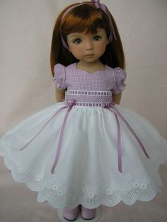 "13"" Dianna Effner Little Darling doll"