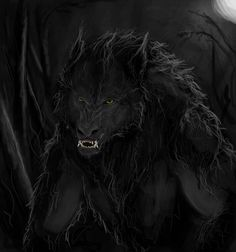 Werewolf by FlobbyBobby on DeviantArt Fantasy Creatures, Mythical Creatures, Aliens, Apocalypse, Man Beast, Werewolf Art, Howl At The Moon, Vampires And Werewolves, Creatures Of The Night