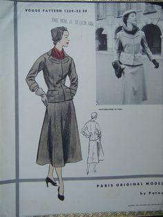 VPO 1229 Model Jean Patou