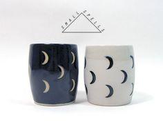 Crescent Moon Cups, Small Spells