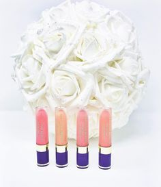 Makeup artists go to for their brides and bridal party Bold Lips, Makeup Artists, Glaze, Brides, Wax, Party, Isomalt, The Bride, Fiesta Party