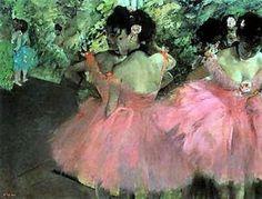 Danseuses - Edgar Degas
