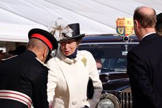 Members of the Royal Family have started to arrive at Horse Guards for the Iraq and Afghanistan memorial service.