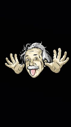 Wallpaper Iphone Funny Albert Einstein 750 X 1334 Home Screen Wallpapers Available For Free - Wallpaper Quotes Cartoon Wallpaper, Phone Wallpaper For Men, New Year Wallpaper, Wallpaper Space, Free Iphone Wallpaper, Dark Wallpaper, Trendy Wallpaper, Lock Screen Wallpaper, Mobile Wallpaper