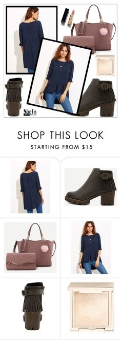 """""""SheIn 9/12"""" by goldenhour ❤ liked on Polyvore featuring Jouer and Chanel"""