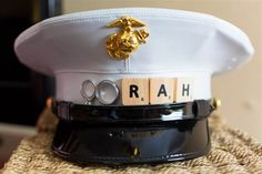Military Wedding Ideas: Photography Shots for Marine Wedding #militarywedding #weddingphotoideas