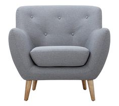Found it at Wayfair - Metro Tate Club Chair - if i were to get a chair with arms, i like this look Colorful Couch, Colorful Furniture, Modern Furniture, Wingback Accent Chair, Accent Chairs, Upholstered Furniture, Accent Furniture, Furniture Chairs, Woven Chair