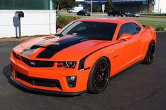 FS: 2012 ZL770 - One of a Kind Hugger Orange - Camaro5 Chevy Camaro Forum / Camaro ZL1, SS and V6 Forums - Camaro5.com