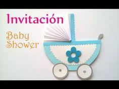 40 Súper ideas Invitaciones para Baby shower! 40 ideas para que tus invitaciones salgan de lo común. ¡Sé creativo, con festibón! Si te gustó el video no te o...