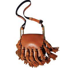 Best Handbags and Purses : Picture Description Chloe Mini Hudson Suede Tassel Bag Chloe Handbags, Suede Handbags, Best Handbags, Mini Handbags, Purses And Handbags, Brown Handbags, White Purses, Brown Purses, Brown Bags