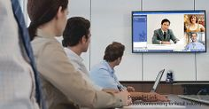 Prijector now supports videoconferencing apps. You can now share your screen from any devices to a tv or projector by setting up in seconds. Just Plug a standard WebCam to Prijector USB port, and make your conference room video ready https://www.prijector.com/