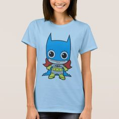 Mini Batgirl T-Shirt - click/tap to personalize and buy