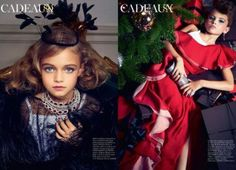 The Tiny Grown-Up Lady Children of Vogue Paris Trendy Kids, Stylish Kids, Young Models, Child Models, Childrens Makeup, Fashion Art, Kids Fashion, Kristina Pimenova, Hollywood Gossip