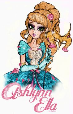 Ashlynn Ella - Thronecoming by SkyXRiven.deviantart.com on @deviantART