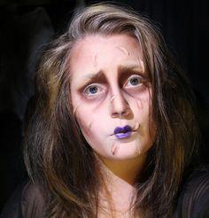 Holloween makeup