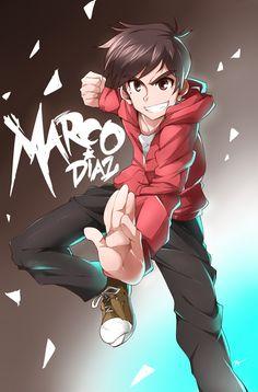Marco Diaz