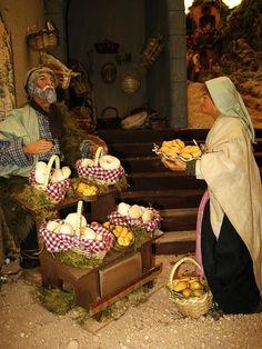 Amazing Neapolitan Nativity Scene