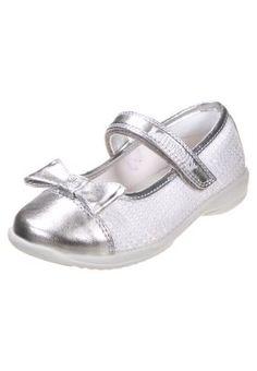 CLAUDE - Ballerina - white/silver