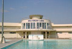 British swimming pools - Saltdean Lido, Brighton