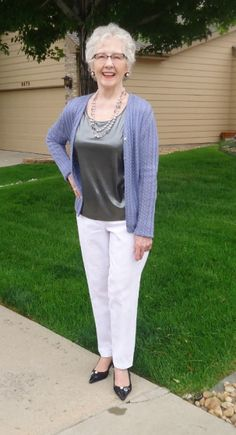 Jodie's Touch of Style - Styling for Women Ages 50's & Better