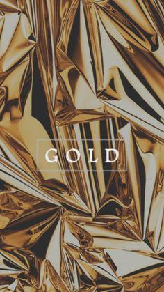 Imagen de wallpaper and gold
