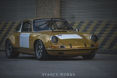 StanceWorks - Rooshers Porsche 911T Sports Purpose